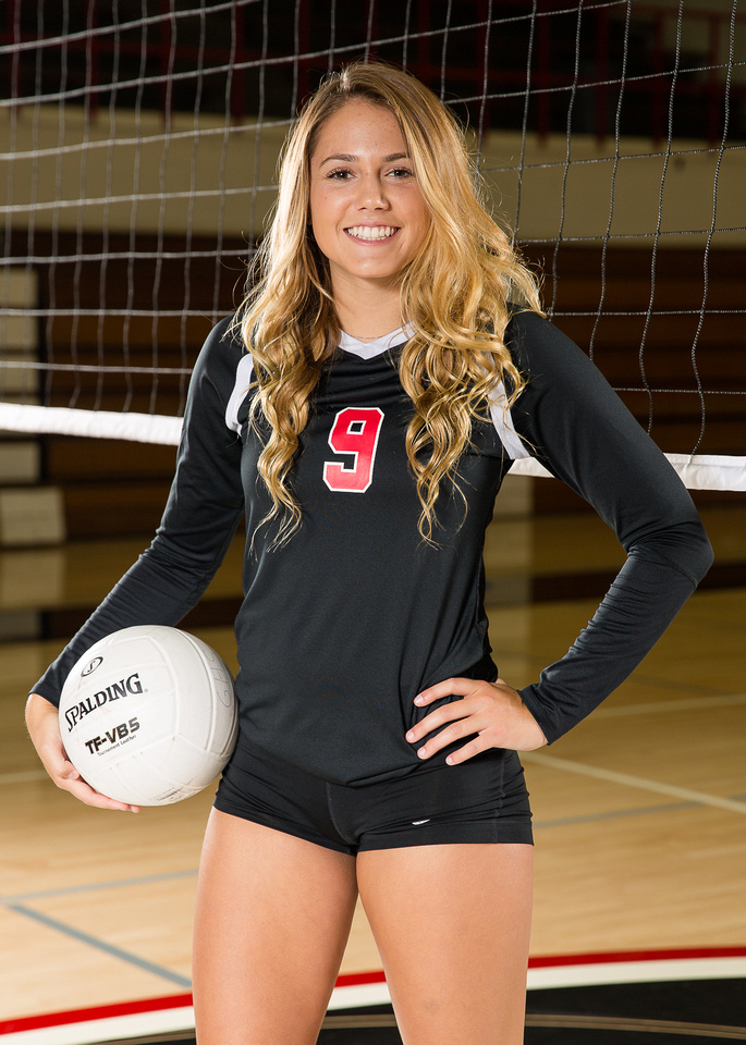 Volleyball Individual Pictures D Munson Photo ...